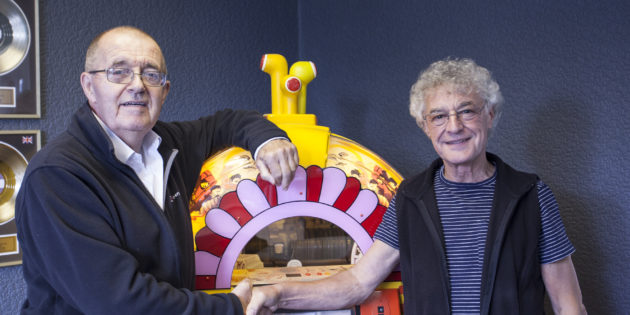 JUKEBOXES: Sound Leisure's Tevendale retires