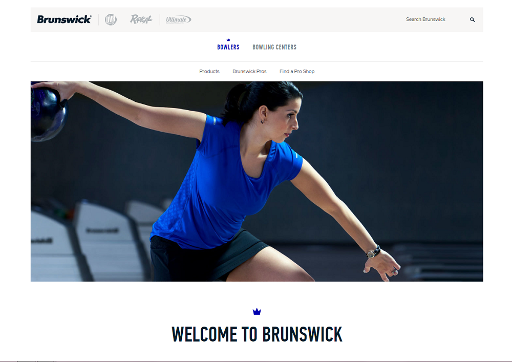 New Brunswick Bowling >> Brunswick Bowling Reveal New Website Global Amusements Play