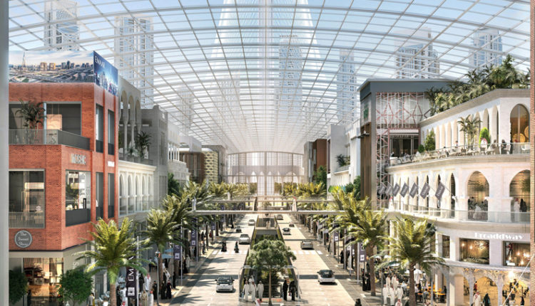 Colossal new retail metropolis in the works for Dubai