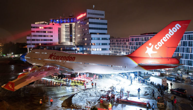 Corendon Boeing 747 to be transformed into 5D aviation experience