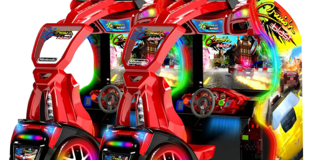 Bandai Blasts out new Cruis'n game