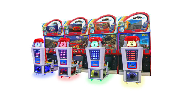 ARCADES: Sega ups Daytona production