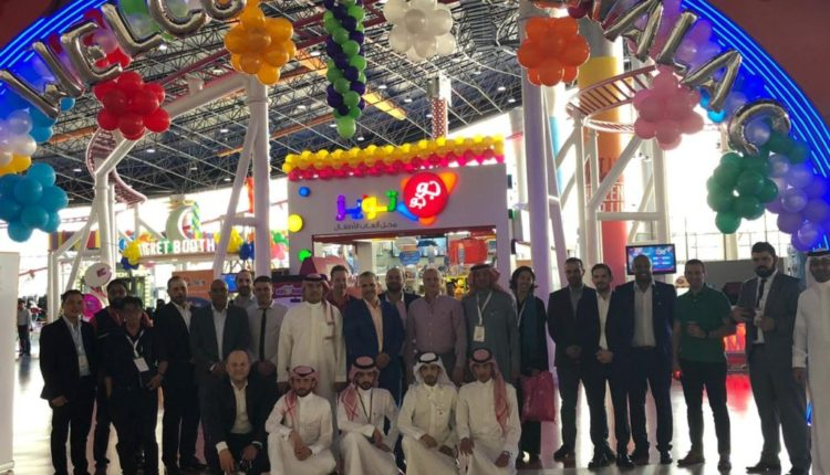 Embed leads wave of industry growth in Saudi Arabia