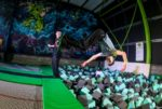 TRAMPOLINES: Ashford set to Flip Out