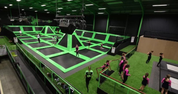 TRAMPOLINES: Yet more UK openings scheduled