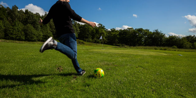 OUTDOOR: Action Glen extends offering with FootGolf