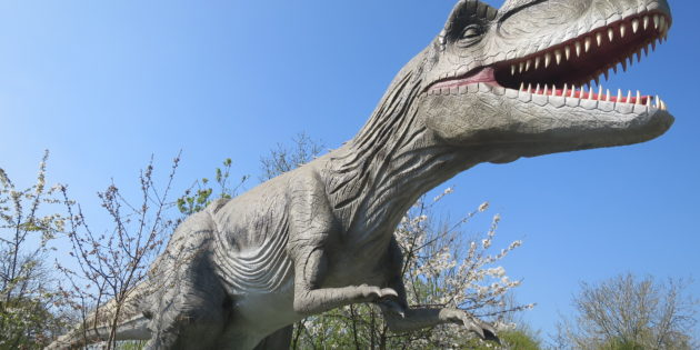THEME PARKS: Gulliver's Land adds to dinosaur features