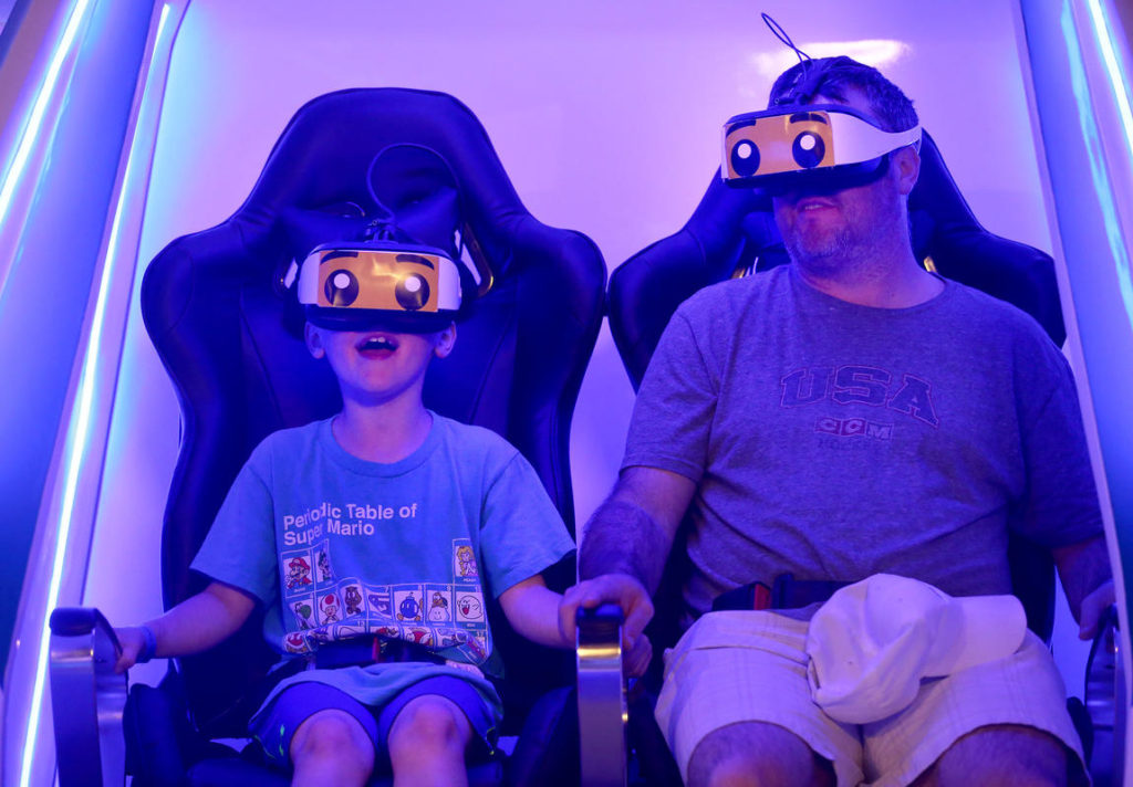Immotion bring new VR experience to Boston Lego Discovery Center ...