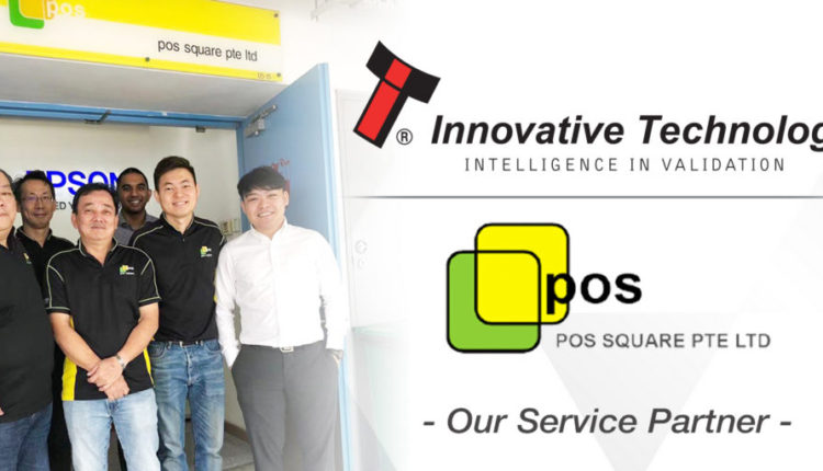 Innovative Technology APAC launches service partnership with POS Square