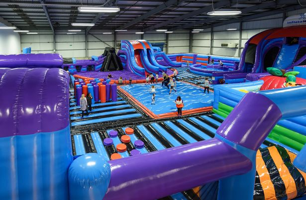 Inflata Nation Getting Bigger Again Global Amusements Amp Play