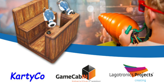 Kartyco adds GameCabIN distribution