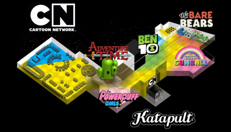 Katapult appointed to design Kuwait Cartoon Network attraction