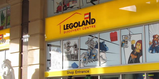Plans for Legoland Discovery Centre set for approval