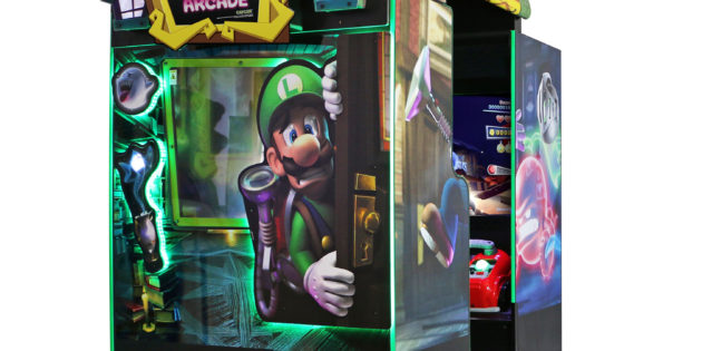 NEW PRODUCT: Luigi's Mansion Arcade