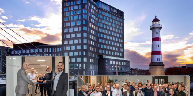 SYSTEMS: Suzohapp opens Sweden office