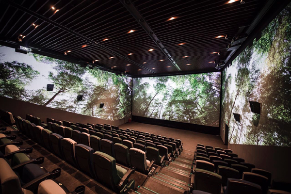 New immersive movie concept unveiled by Emaar