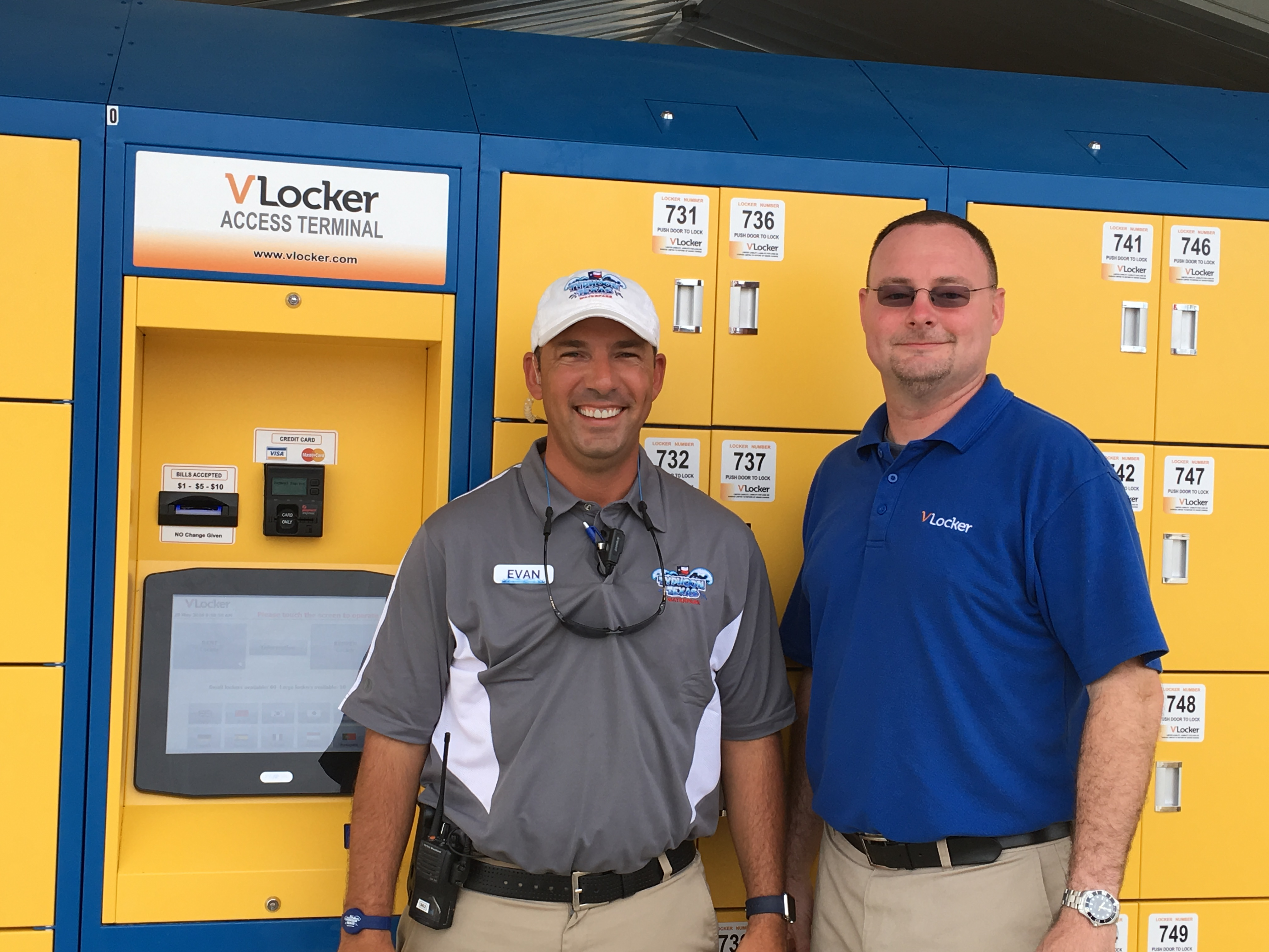 VLocker makes another splash in waterparks with Typhoon Texas