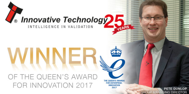 Queen's Award for Innovative Technology