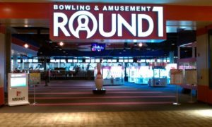 Round One heads East with new opening