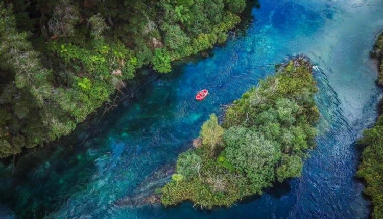 Rafting NZ launches Waikato Thermal Float