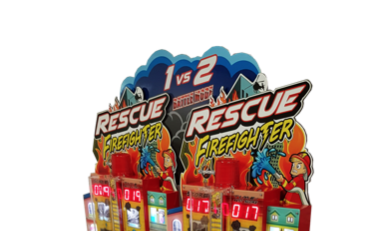 NEW PRODUCT: Rescue Firefighter