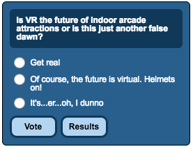 POLL: Is VR the future?