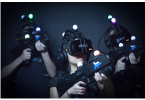 VIRTUAL REALITY: Zero Latency expands Down Under