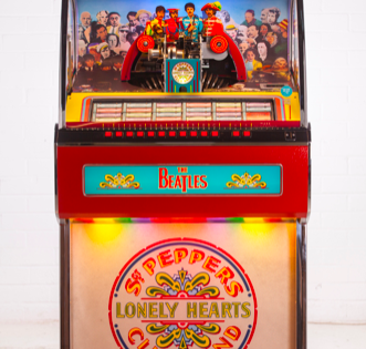 JUKEBOXES: Sound Leisure seals Sgt Pepper deal