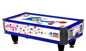 ARCADE: Sega celebrates Sonic birthday with hockey launch