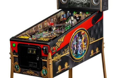 Stern Pinball reveals new line of Munsters pinball machines