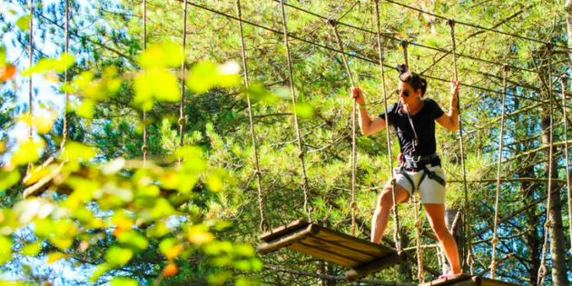 HIGH ROPES: New features for Philly
