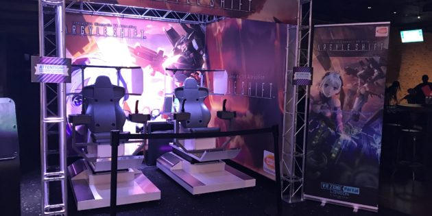 VIRTUAL REALITY: Bandai opens London VR Zone