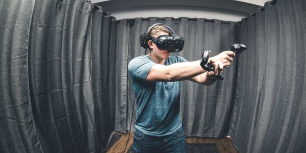 VIRTUAL REALITY: New arcade is 'North America's largest'