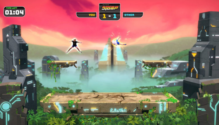 Valo Motion takes a leap with Super Stomp