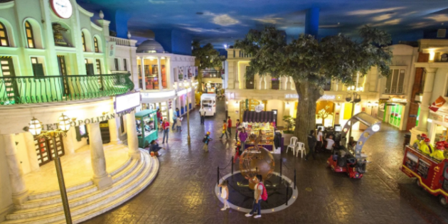 KidZania breaks out in Abu Dhabi