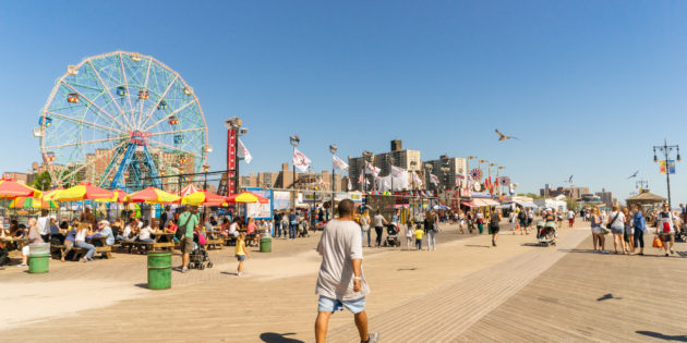 Coney Island set for revamp?