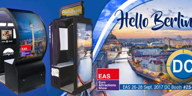 PHOTO BOOTHS: DC readies for EAS