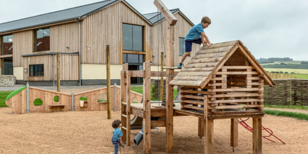 OUTDOOR PLAY: Timberplay delivers for William's Den debut season